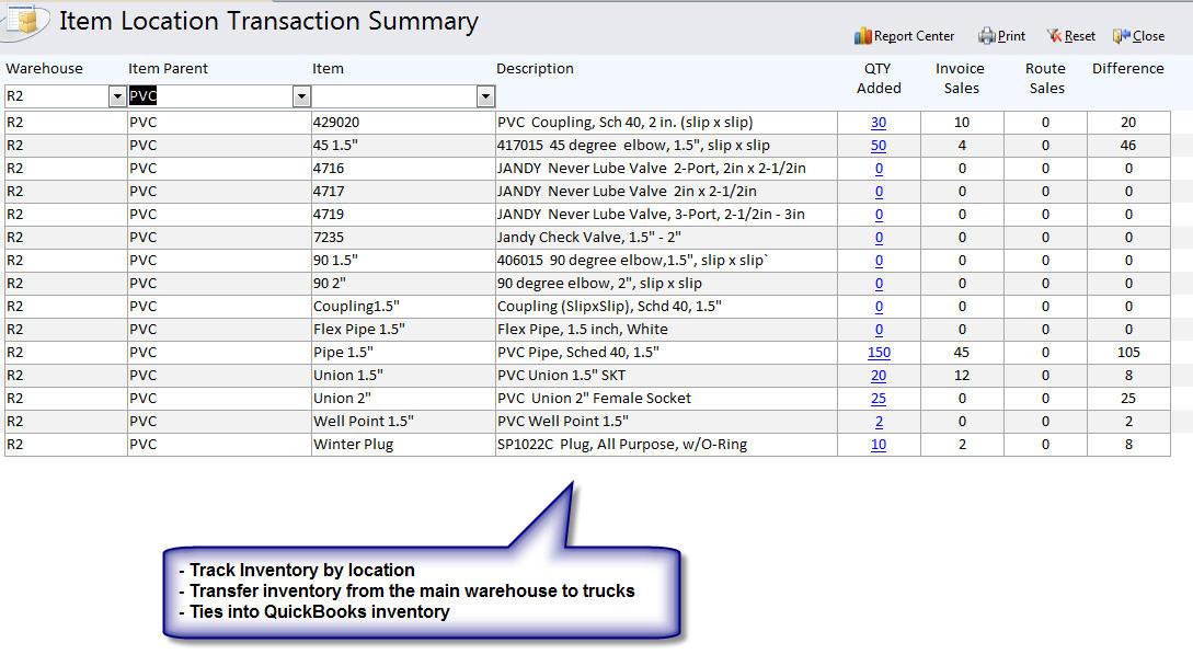 Quickbooks Compatible Hvac Software The Service Program