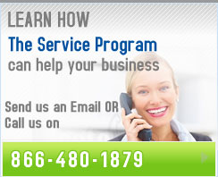 Learn More about The Service Program