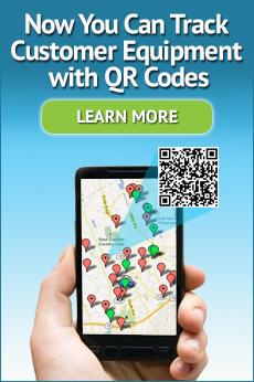 Track Equipment with QR Codes